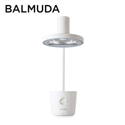 バルミューダ LEDデスクライト ホワイト L01A-WH