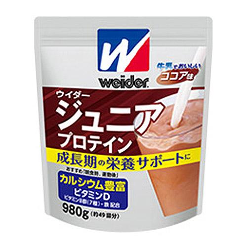 ウイダージュニアプロテイン ココア味 徳用 【800g】