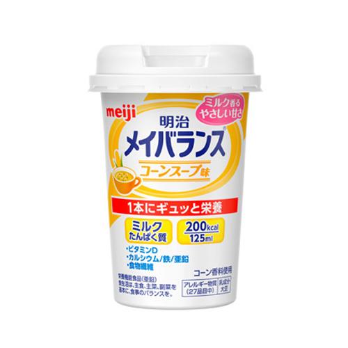 明治 メイバランス Miniカップ コーンスープ味