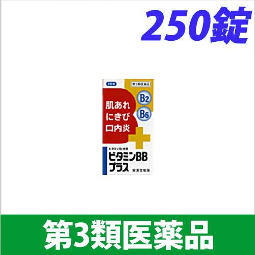 【第3類医薬品】皇漢堂製薬 クニヒロ ビタミンBBプラス 250錠