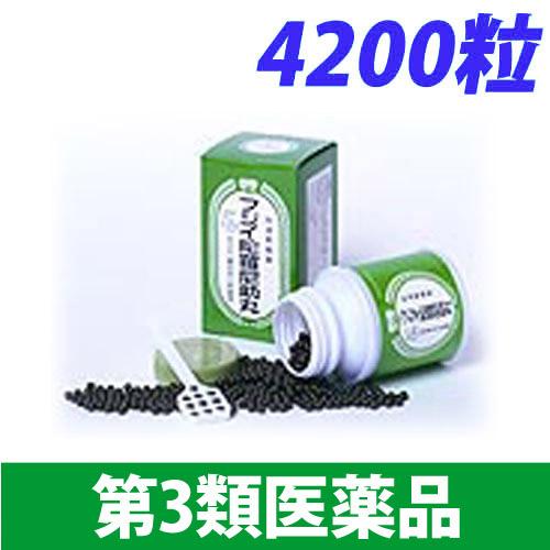 【第3類医薬品】藤井利三郎薬房 フジイ陀羅尼助丸 (瓶入り) 4200粒