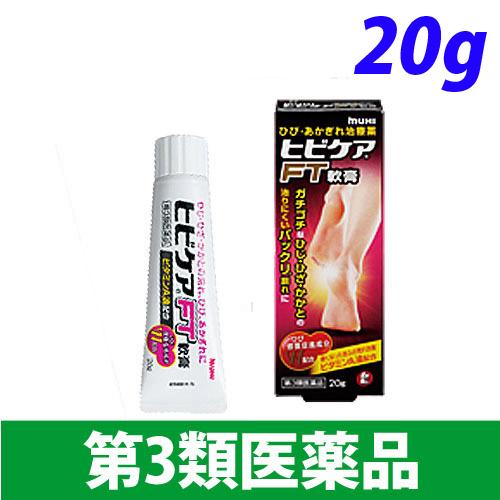 【第3類医薬品】池田模範堂 ヒビケア FT 20g