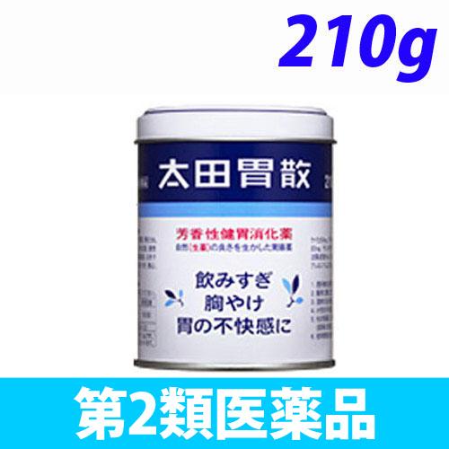 【第2類医薬品】太田胃散 太田胃散 210g
