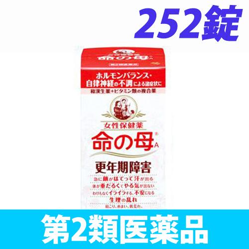 【第2類医薬品】小林製薬 命の母 A 252錠