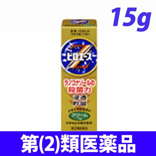 【第(2)類医薬品】第一三共ヘルスケア ピロエース Zクリーム 15g