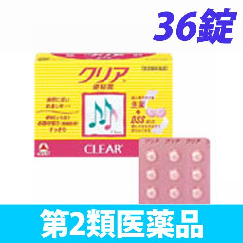 【第2類医薬品】武田薬品工業 クリア 36錠