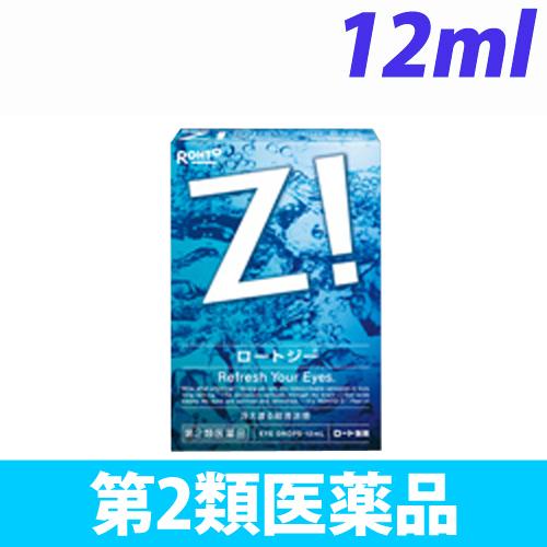 【第2類医薬品】ロート製薬 目薬 ロート ジー b 12ml