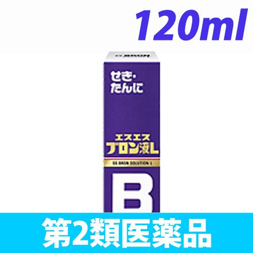 【第2類医薬品】エスエス製薬 エスエスブロン 液L 120ml
