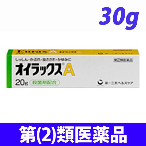【第(2)類医薬品】第一三共ヘルスケア オイラックス A 30g