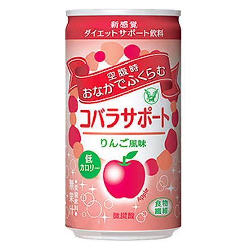 大正製薬 コバラサポート りんご風味 185ml