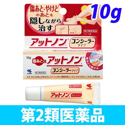 【第2類医薬品】アットノンtコンシーラータイプ 10g