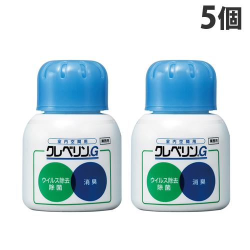 大幸薬品 クレベリンG 60g×5個