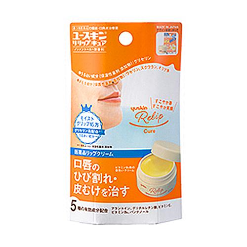 【第3類医薬品】 ユースキン リリップキュア 8.5g
