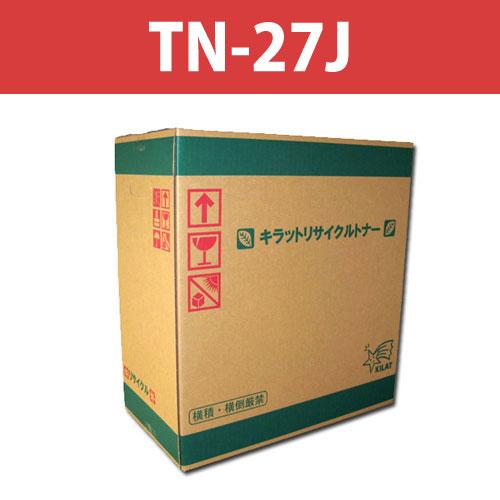 リサイクルトナー TN-27J 2600枚
