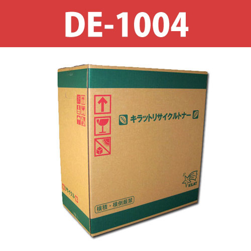 リサイクルトナー Panasonic プロセスカートリッジDE-1004