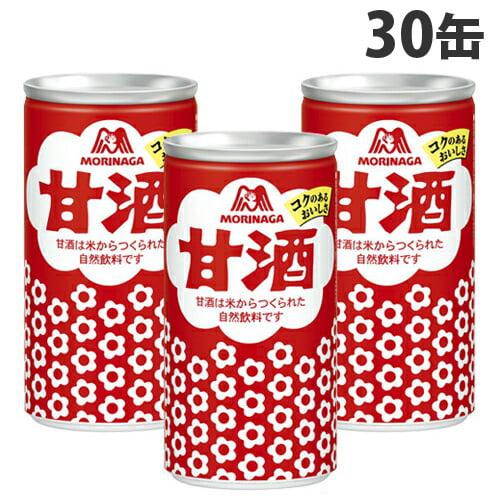 森永製菓 甘酒 190g 30缶