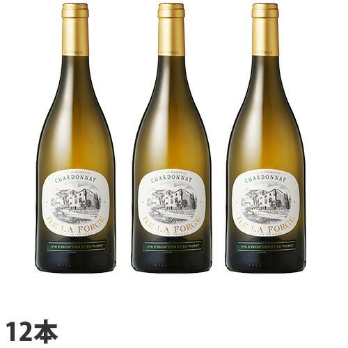 ドメーヌ・ポール・マス 白ワイン イル・ラ・フォルジュ シャルドネ 750ml 12本