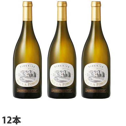 ドメーヌ・ポール・マス 白ワイン イル・ラ・フォルジュ ヴィオニエ 750ml 12本