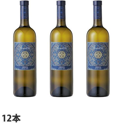フェウド・アランチョ 白ワイン グリッロ 750ml 12本