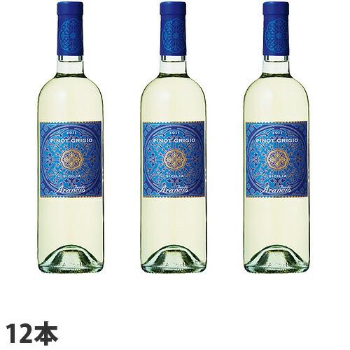 フェウド・アランチョ 白ワイン ピノ・グリージョ 750ml 12本