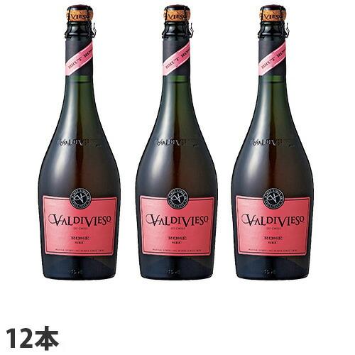バルディビエソ スパークリングワイン バルディビエソ ブリュット ロゼ 750ml 12本