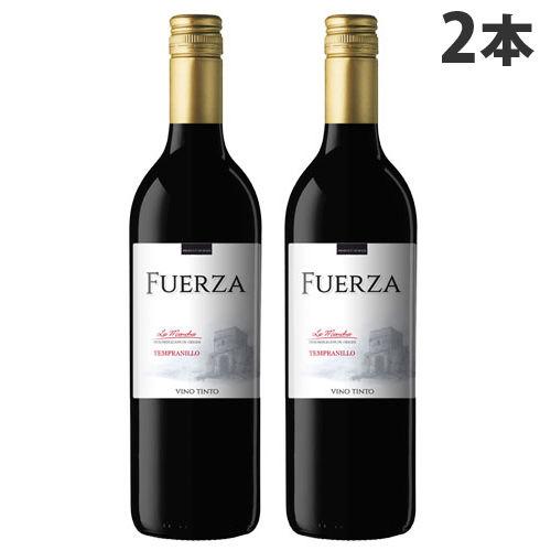 フエルザ・ティント 赤ワイン Fuerza Vino 750ml 2本
