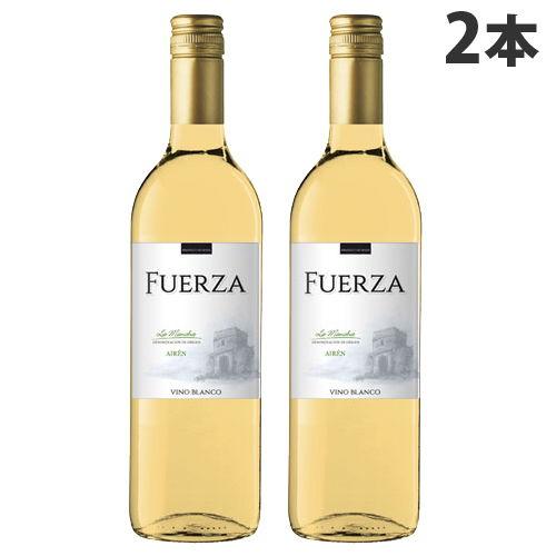フエルザ・ブランコ 白ワイン Fuerza Vino 750ml 2本