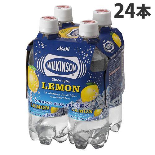 アサヒ飲料 ウィルキンソンタンサン レモン マルチパック 500ml×24本