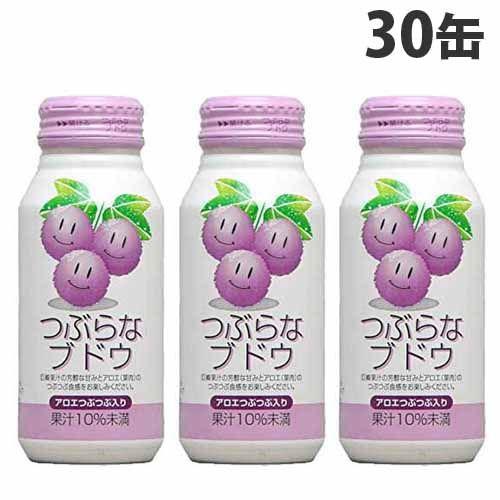 【送料無料】JAフーズ大分 つぶらなブドウ 190g×30缶【他商品と同時購入不可】
