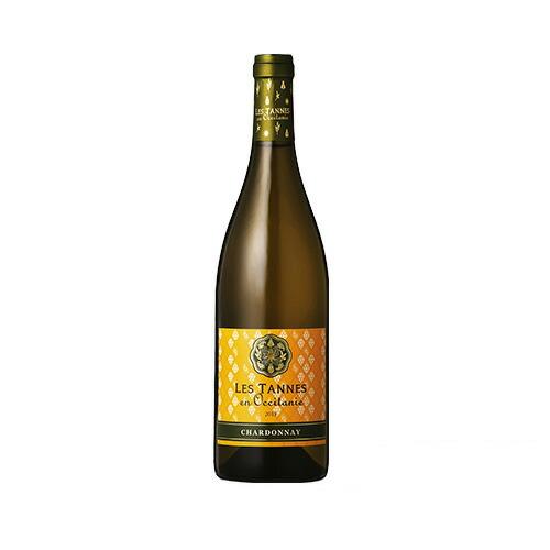 ジャン・クロード・マス 白ワイン レ・タンヌ オクシタン シャルドネ 750ml