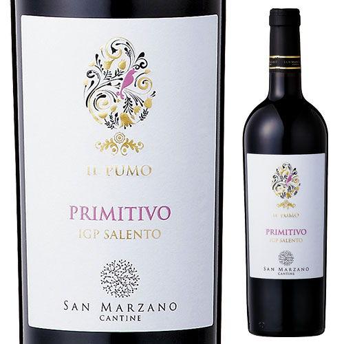 KK 赤ワイン IL PUMO Primitivo イル・プーモ プリミティーヴォ 750ml
