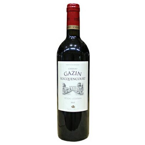 【売切れ御免】赤ワイン ガザン・ロッカンクール 750ml