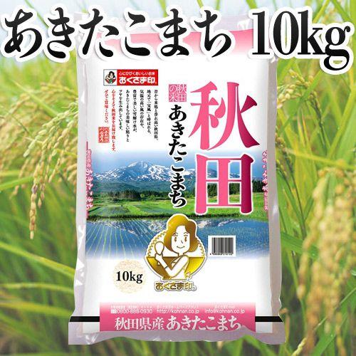 おくさま印 秋田県産あきたこまち 10kg
