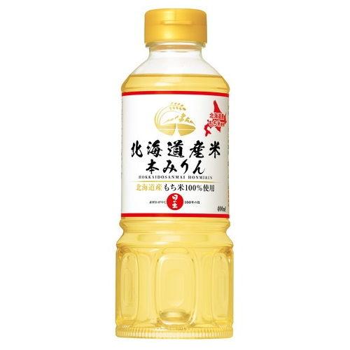 キング醸造 日の出 北海道産本みりん 400ml