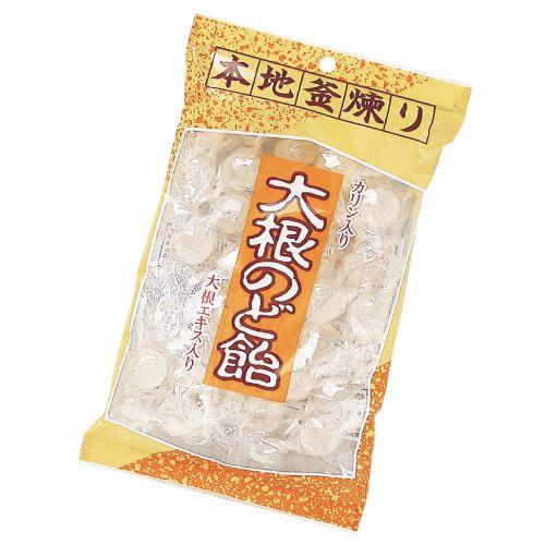 中日本 大根のど飴 230g