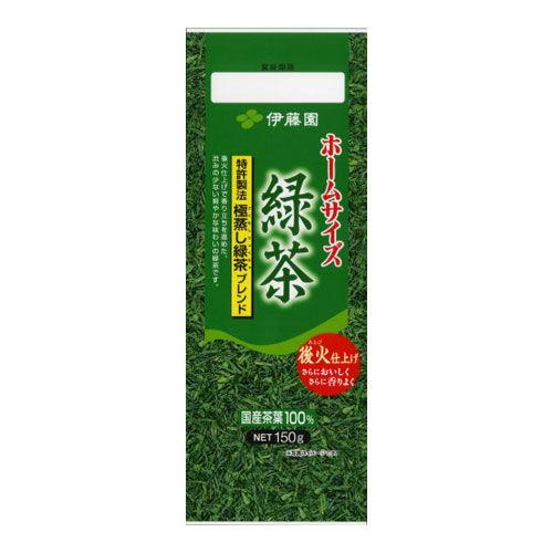 伊藤園 ホームサイズ緑茶 150g