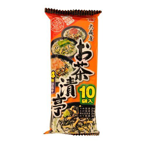 大森屋 お茶漬亭 10食入
