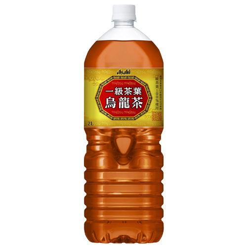 アサヒ飲料 一級茶葉 烏龍茶 2L