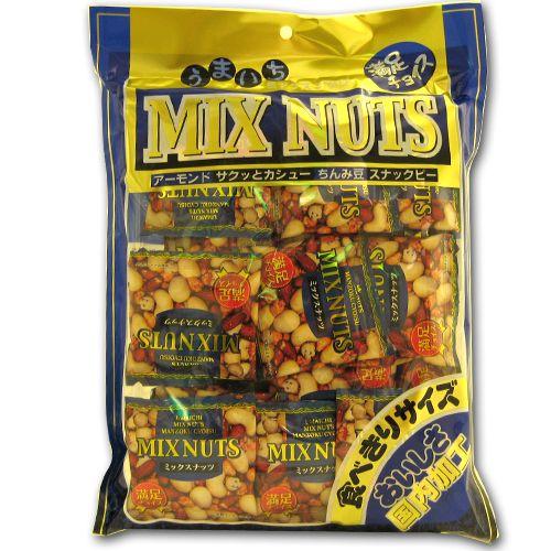 谷貝食品工業 ミックスナッツ 18袋入