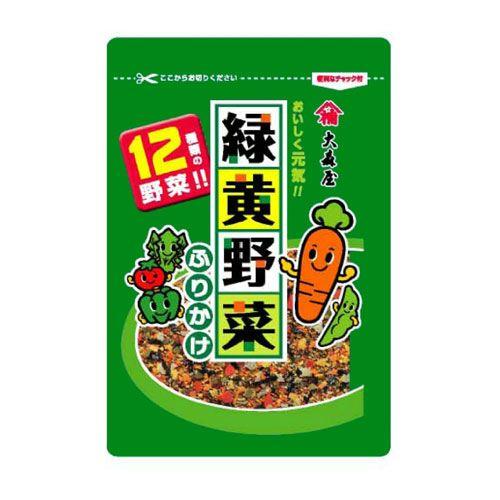 大森屋 緑黄野菜ふりかけ 50g