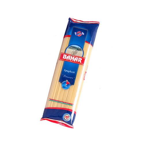 バハール パスタ スパゲッティ デュラム小麦100% 500g