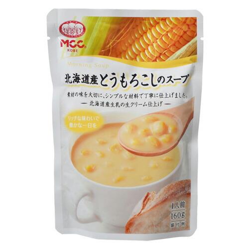 MCC とうもろこしのスープ 160g