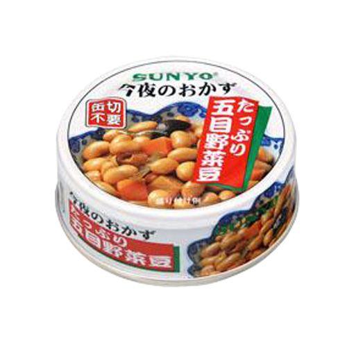 サンヨー堂 今夜のおかず 五目野菜煮 4号缶