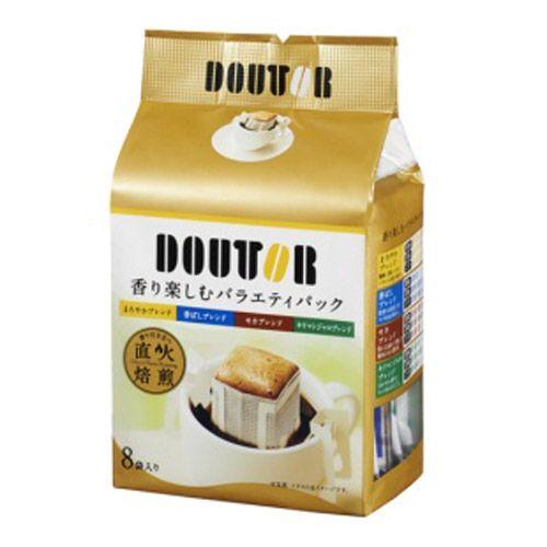 ドトールコーヒー ドリップパック 香り楽しむバラエティーパック 7g 8パック