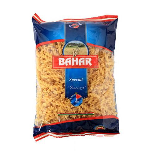 バハール ショートパスタ フジッリ(スピラリ) (デュラム小麦100%) 500g