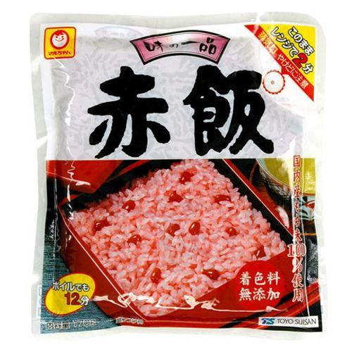 東洋水産 マルちゃん 味の一品赤飯 170g