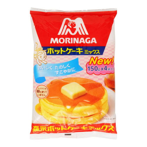 森永製菓 ホットケーキミックス 600g