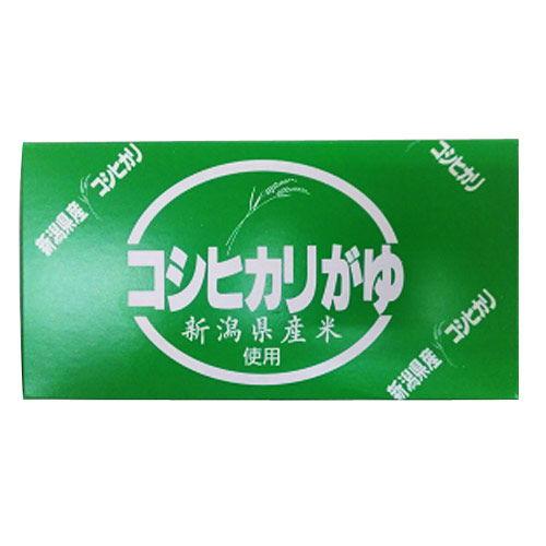 ヒカリ食品 コシヒカリがゆ缶 280g 3缶