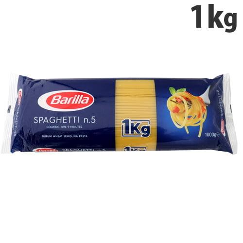 バリラ パスタ スパゲッティ NO.5(1.7mm) 1kg
