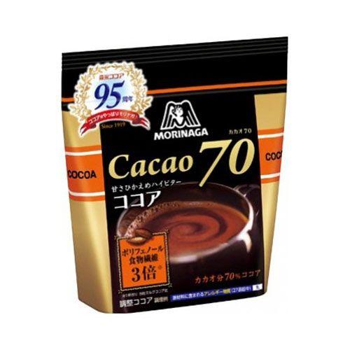 森永製菓 ココアカカオ70 200g